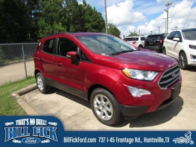 New 2018 Ford EcoSport SE SUV Huntsville
