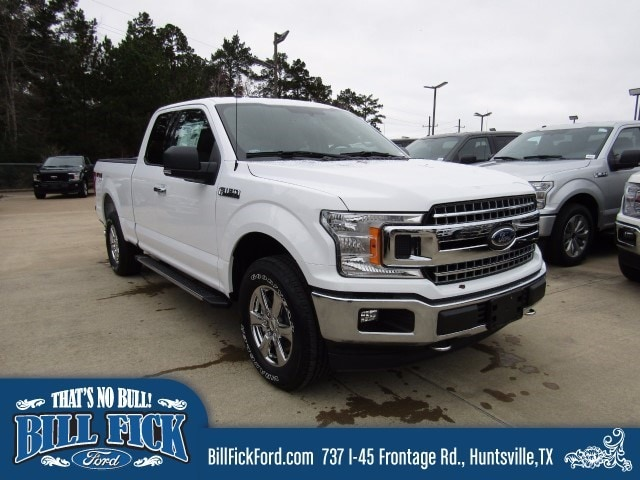 2018 Ford F-150 XLT 4WD Supercab 6.5 Box Truck