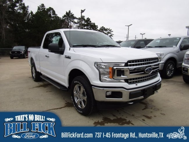 Used 2018 Ford F-150 XLT 4WD Supercab 6.5 Box Truck Huntsville