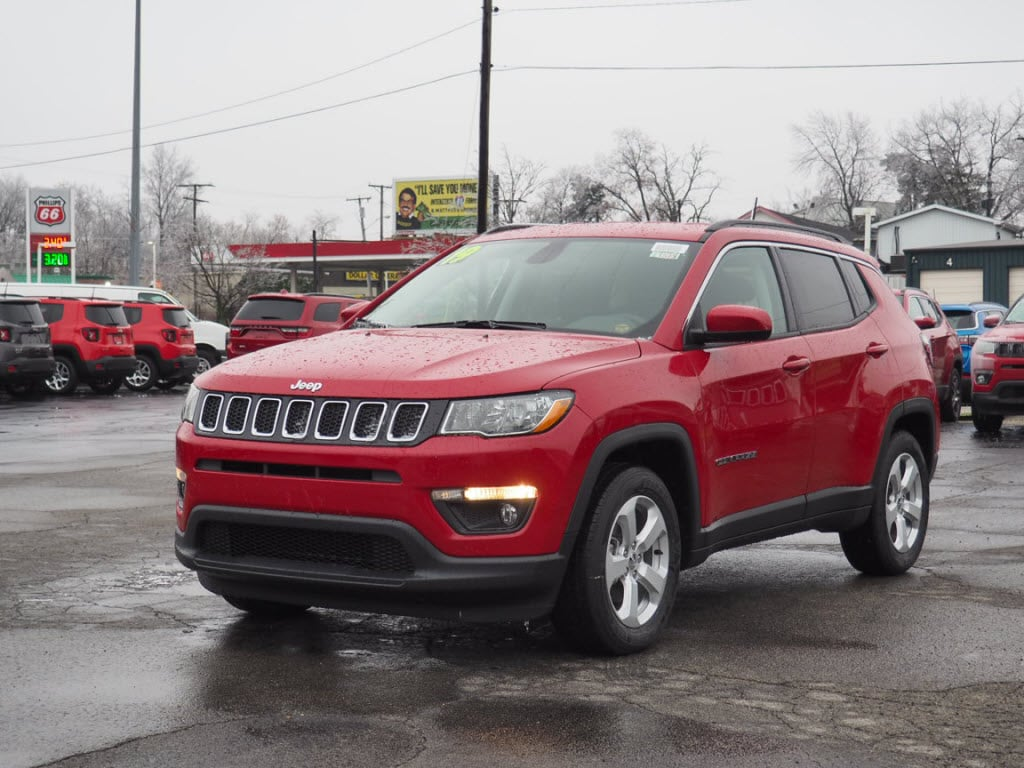 New 2019 Jeep Compass for sale in Muncie
