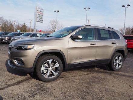 New 2019 Jeep Cherokee for sale in Muncie