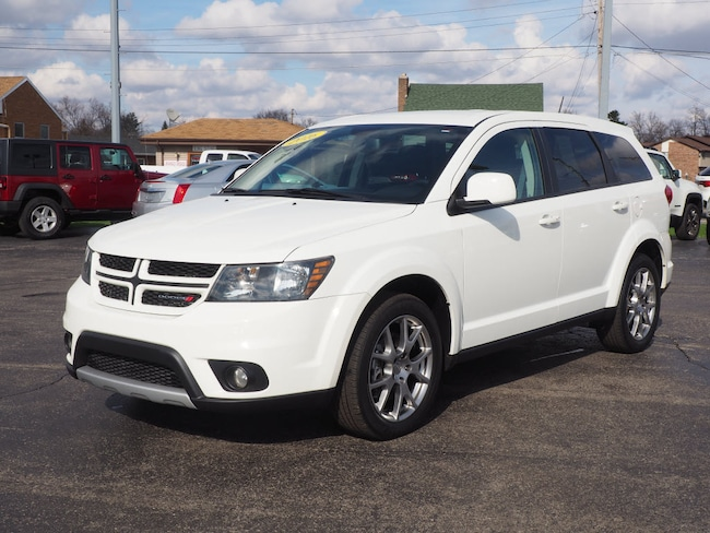 Used 2016 Dodge Journey R/T SUV in Muncie