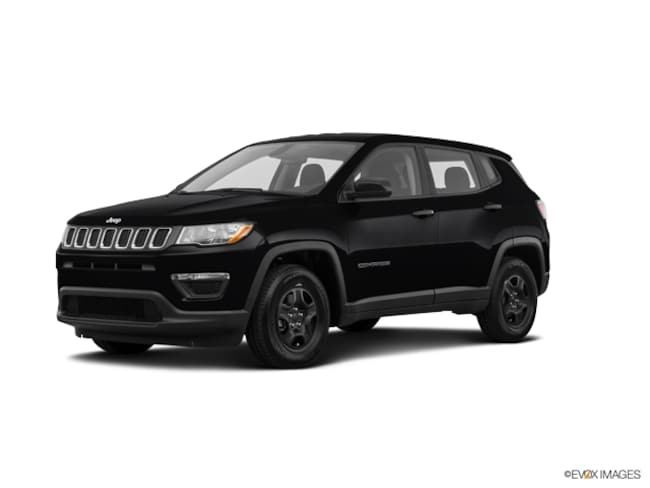 New 2019 Jeep Compass HIGH ALTITUDE 4X4 Sport Utility in Muncie