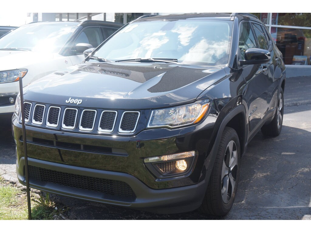 New 2018 Jeep Compass for sale in Muncie