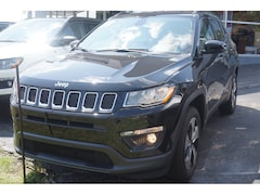 New 2018 Jeep Compass LATITUDE 4X4 Sport Utility for sale in Muncie, IN