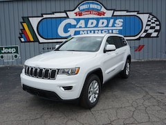 New 2021 Jeep Grand Cherokee for sale in Muncie, IN