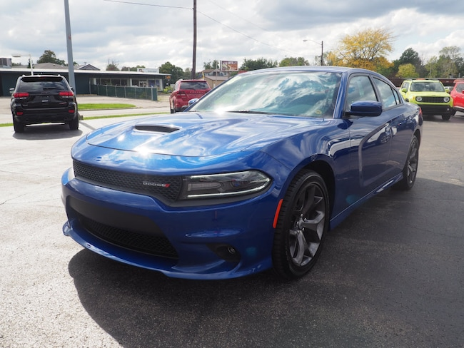 New 2018 Dodge Charger SXT PLUS RWD Sedan in Muncie