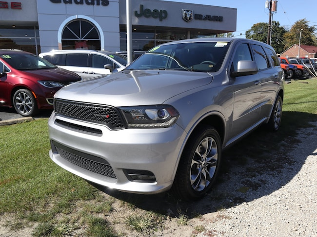 New 2019 Dodge Durango GT AWD Sport Utility in Muncie
