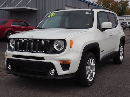 New 2020 Jeep Renegade for sale in Muncie