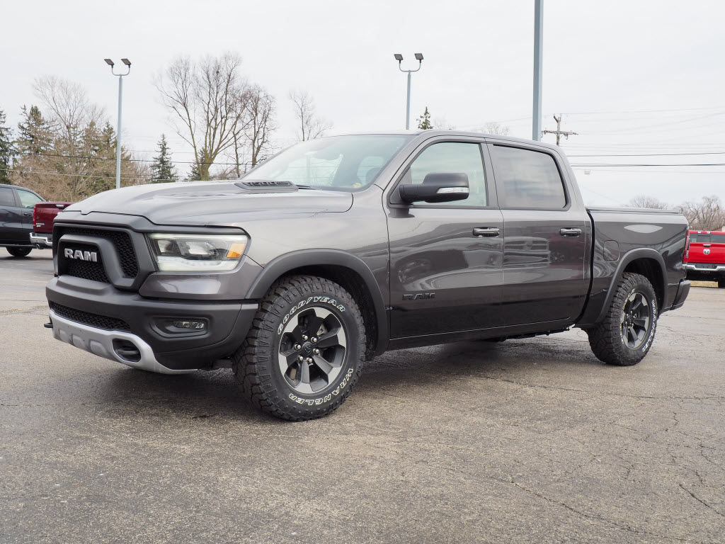 New 2019 Ram All-New 1500 for sale in Muncie
