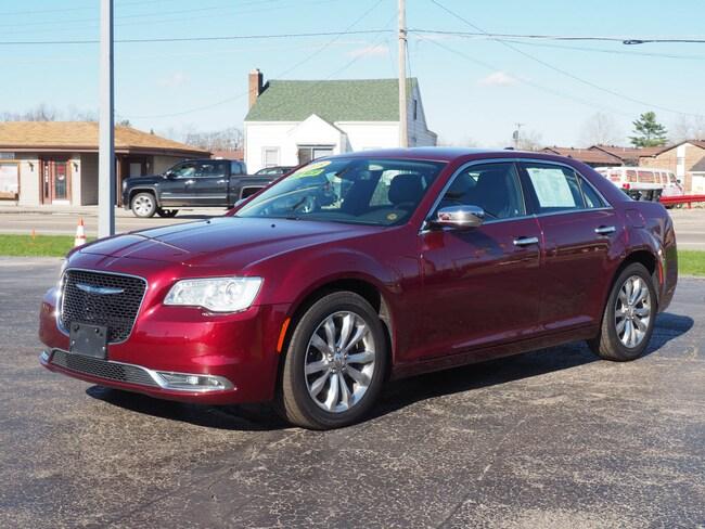 Used 2018 Chrysler 300 Limited Sedan in Muncie