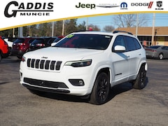 2021 Jeep Cherokee HIGH ALTITUDE 4X4 Sport Utility for sale in Muncie, IN