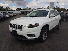 New 2019 Jeep Cherokee LATITUDE PLUS FWD Sport Utility for sale in Muncie, IN