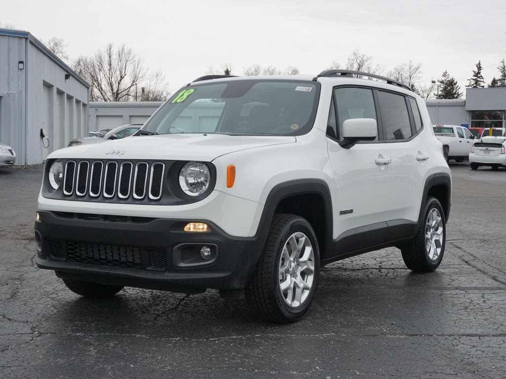 New 2018 Jeep Renegade for sale in Muncie