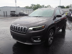 2019 Jeep Cherokee LIMITED FWD Sport Utility for sale in Muncie, IN