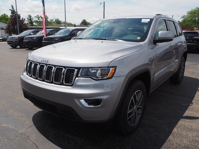 New 2018 Jeep Grand Cherokee LAREDO E 4X4 Sport Utility in Muncie