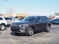 2019 Jeep Cherokee LIMITED 4X4 Sport Utility for sale in Muncie, IN