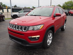 New 2019 Jeep Compass LATITUDE 4X4 Sport Utility for sale in Muncie, IN
