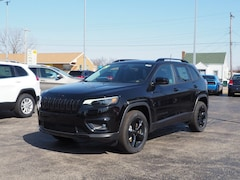 New 2019 Jeep Cherokee for sale in Muncie, IN