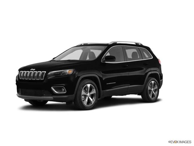 New 2019 Jeep Cherokee HIGH ALTITUDE 4X4 Sport Utility in Muncie