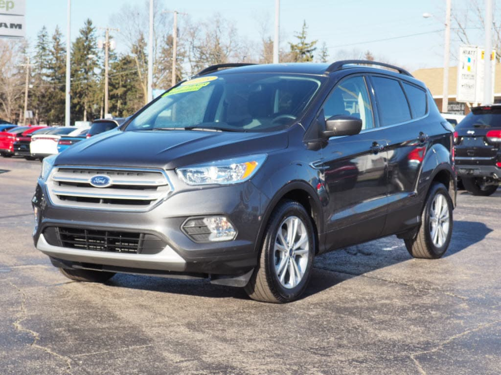 Used 2018 Ford Escape for sale near Yorktown, IN