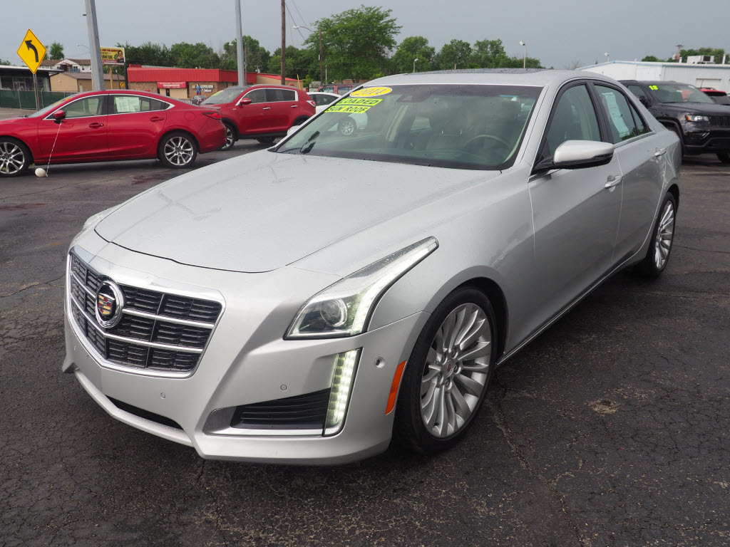 Used 2014 cadillac cts 3 6l performance for sale muncie in near alexandria anderson in vin 1g6as5s35e0177169