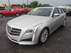 Used 2014 CADILLAC CTS for sale in Muncie, IN