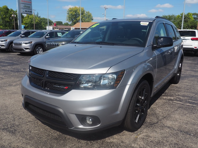 New 2018 Dodge Journey GT Sport Utility in Muncie