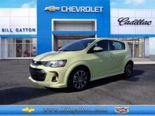 2017 Chevrolet Sonic LT Auto w/1SD Hatchback