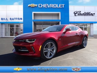 2017 Chevrolet Camaro LT Coupe