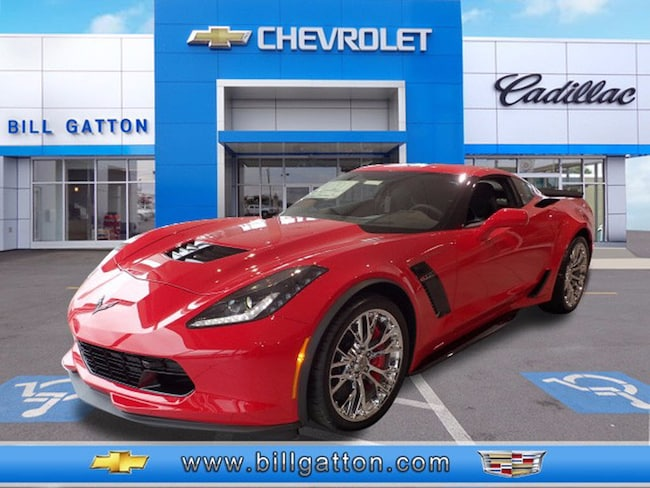 2017 Chevrolet Corvette Z06 Coupe