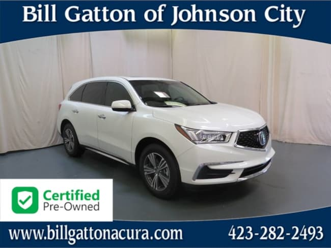 Used Acura MDX For Sale Johnson City TN - Used 2018 acura mdx