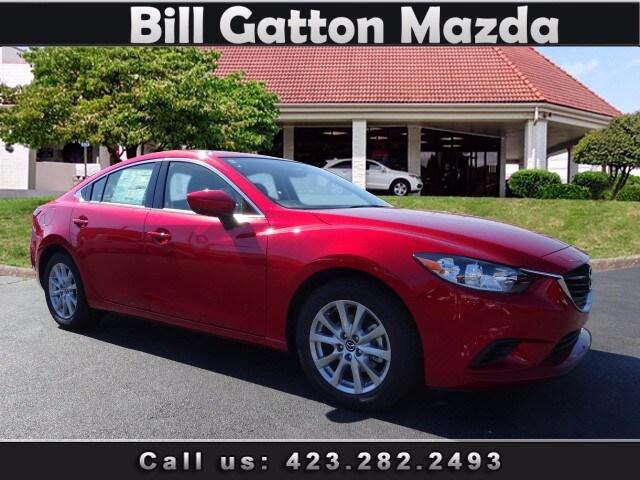 2016 Mazda Mazda6 i Sedan