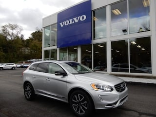 Certified Pre-Owned 2017 Volvo XC60 T6 Dynamic SUV YV449MRRXH2225524 near Pittsburgh