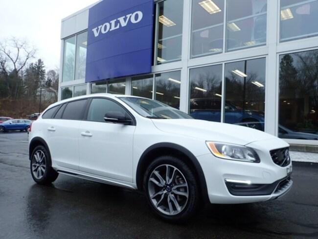 2018 Volvo V60CC T5 A T5 Wagon