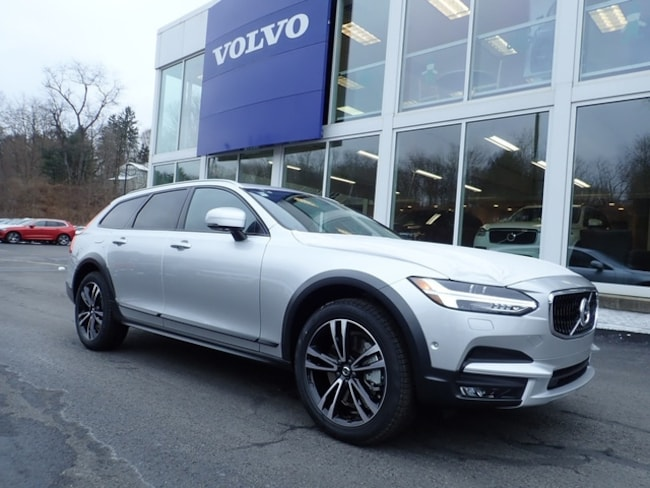 New 2019 Volvo V90CC T5 Wagon in McMurray, PA