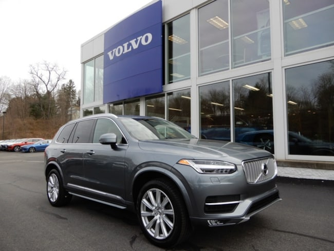 used 2016 volvo xc90 t6 in for sale at bill gray volvo cars | vin