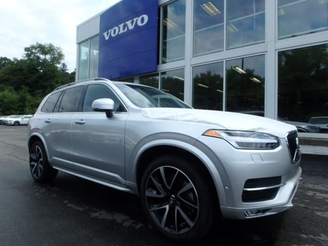 New 2019 Volvo XC90 T6 Momentum SUV in McMurray, PA