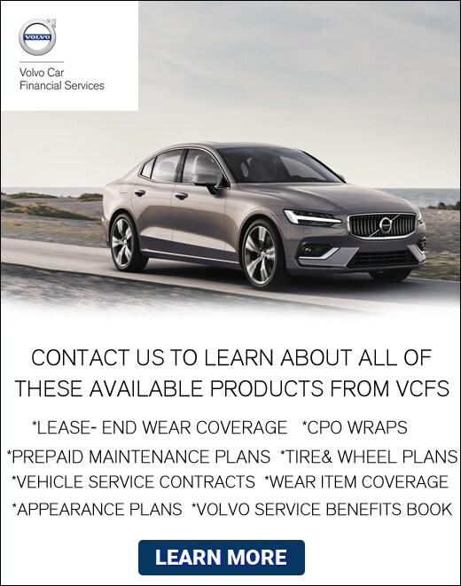 Bill Gray Volvo Cars Finance Specials New Volvo Dealership