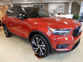 New 2019 Volvo XC40 T5 R-Design SUV V1204 in McMurray, PA