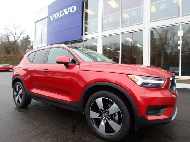Used 2019 Volvo Xc40 T4 Mo For Sal In Mcmurray Pa