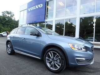 Certified Pre-Owned 2018 Volvo V60 Cross Country T5 Wagon YV440MWK4J2049531 near Pittsburgh
