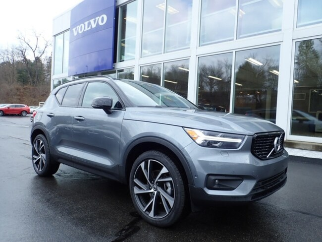 New 2019 Volvo XC40 T5 R-Design SUV in McMurray, PA