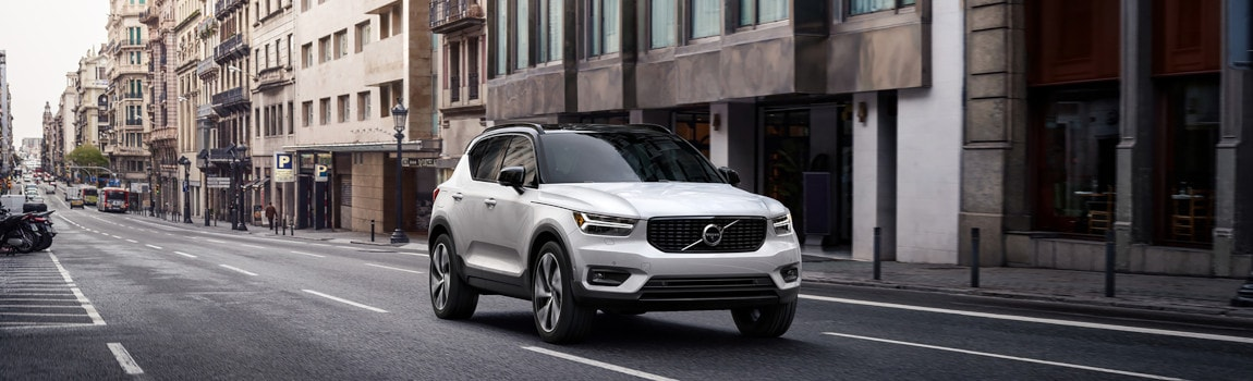New Volvo XC40 SUV