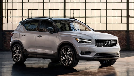 New 2020 Volvo XC40 SUV