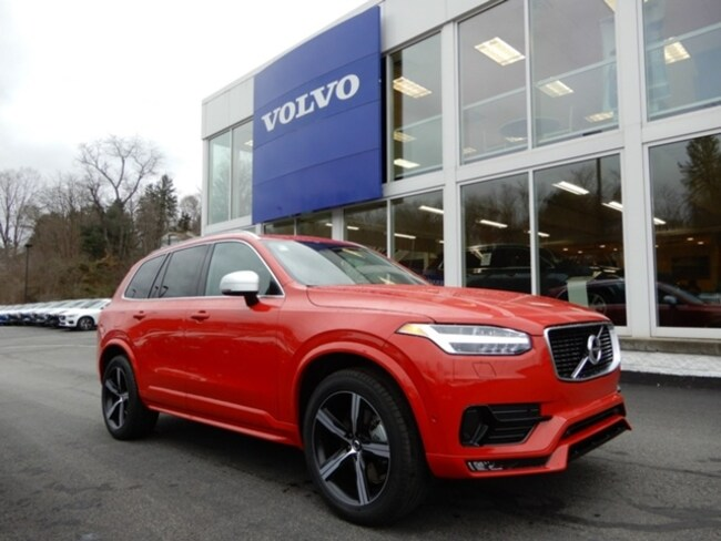 New 2019 Volvo XC90 T6 R-Design SUV in McMurray, PA
