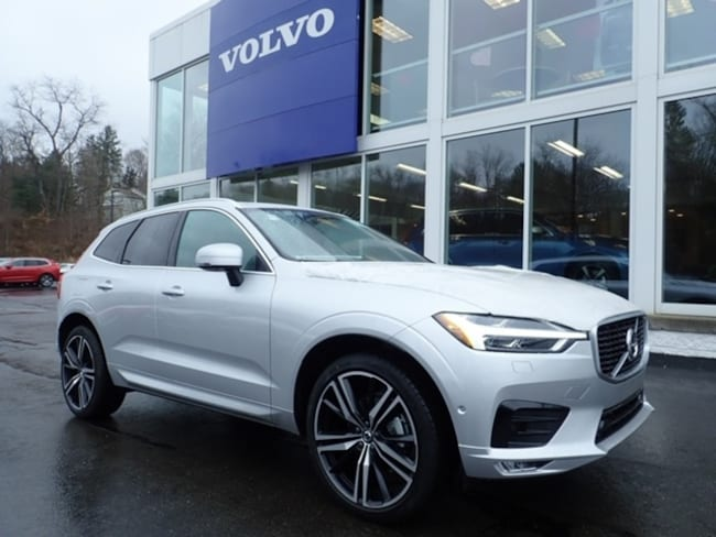 New 2019 Volvo XC60 T5 R-Design SUV in McMurray, PA
