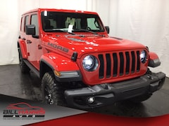New 2019 Jeep Wrangler UNLIMITED MOAB 4X4 Sport Utility for sale in Ashland