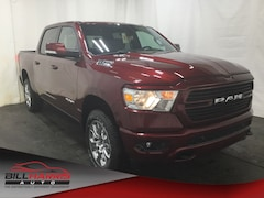 New 2019 Ram 1500 BIG HORN / LONE STAR CREW CAB 4X4 5'7 BOX Crew Cab for sale near Wooster