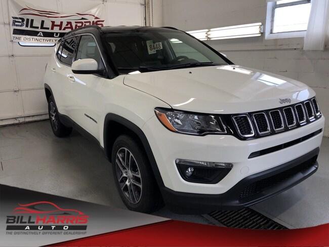 New 2018 Jeep Compass LATITUDE 4X4 Sport Utility For Sale/Lease Ashland Ohio